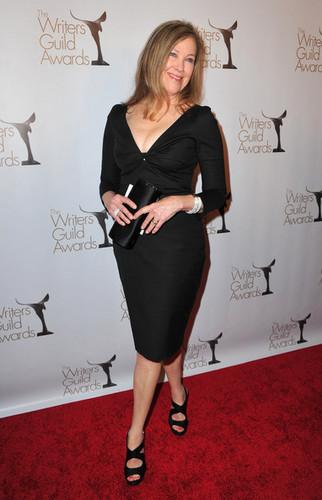 Catherine O'Hara @ the 2011 Writers Guild Awards