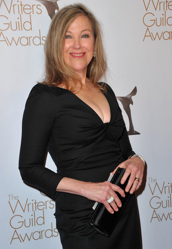 Catherine O'Hara @ the 2011 Writers Guild Awards