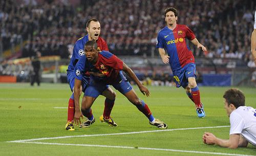 Champions League Memories