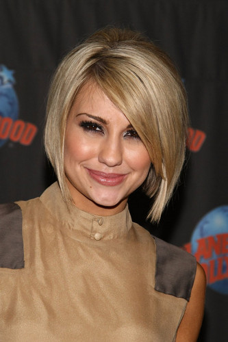 Chelsea Kane Visits Planet Hollywood