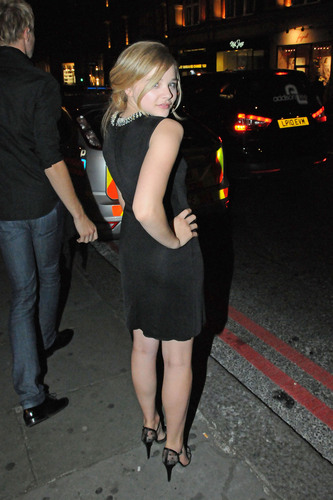 Chloe Moretz: Lucy In Disguise Collection Launch Party