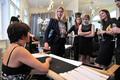 Chloe Moretz at the Azzaro Store launch in London. - chloe-moretz photo