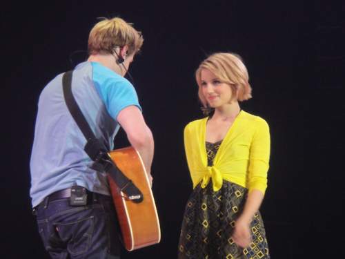 Chord and Dianna
