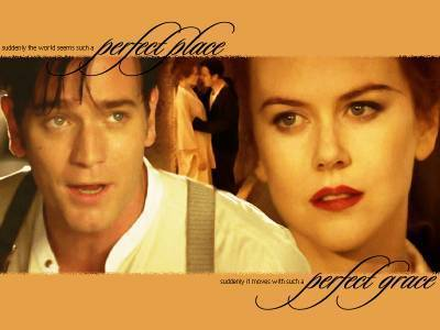 Ewan McGregor fondo de pantalla containing a fedora entitled Christian & Satine