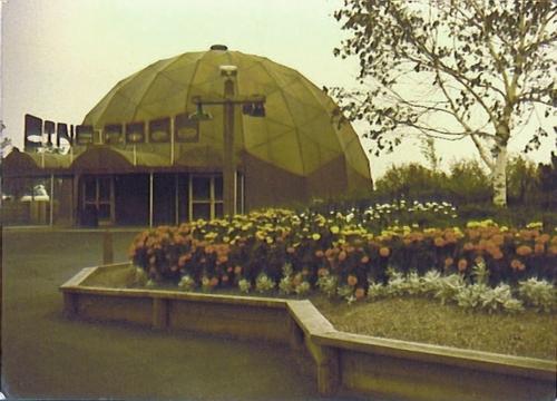 Cinema 2000 3D movie dome circa 1982