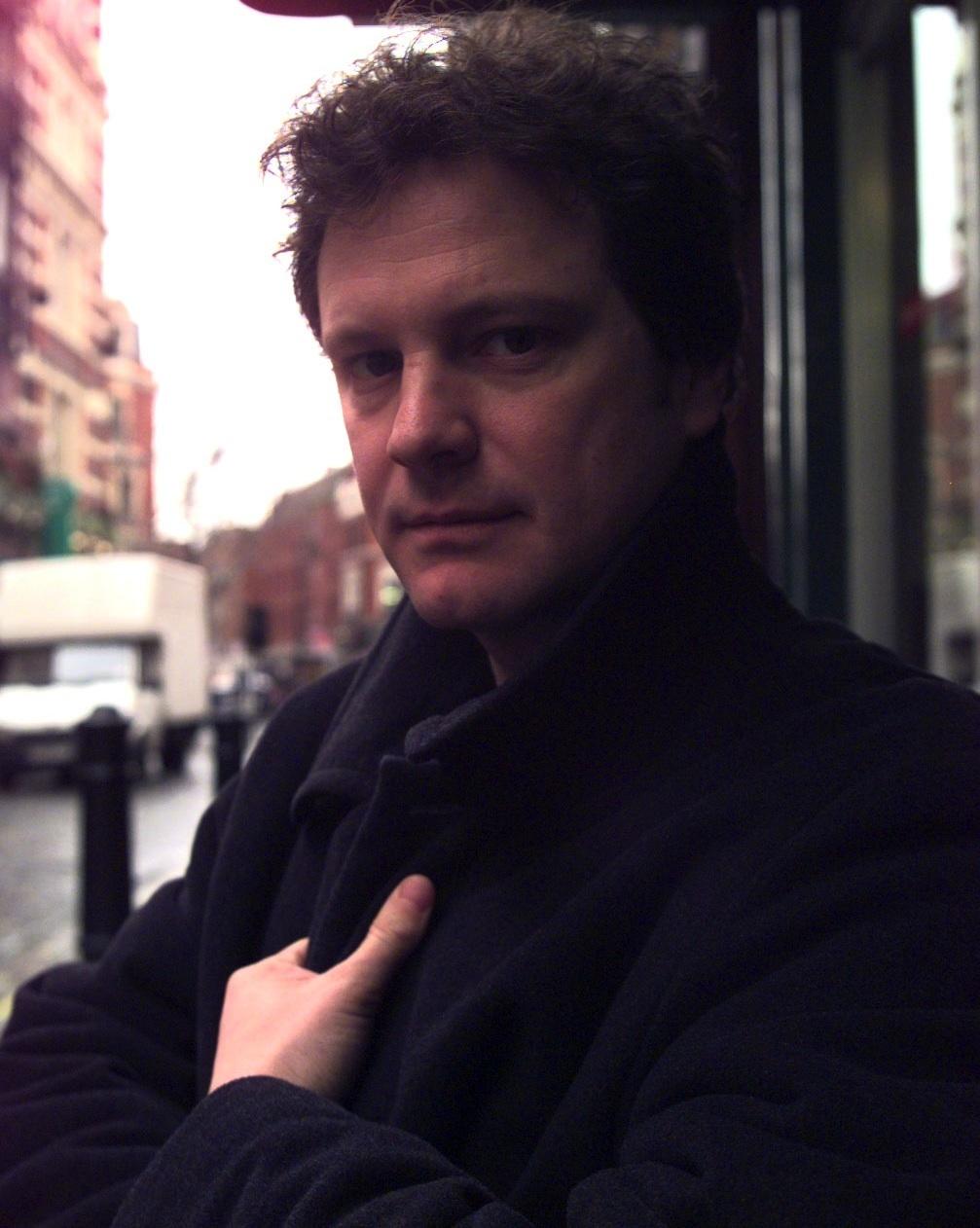 Colin Firth - ScarletW...