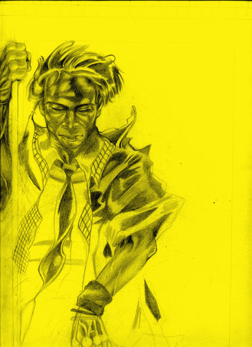Constantine (I don't know but methinks so xp)