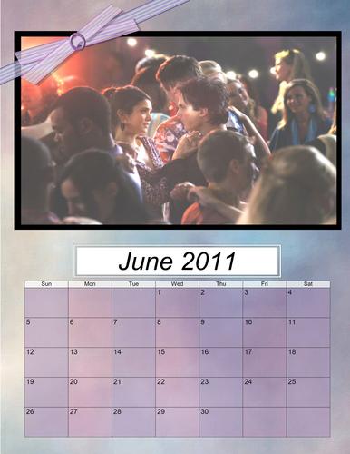 DE Calendar