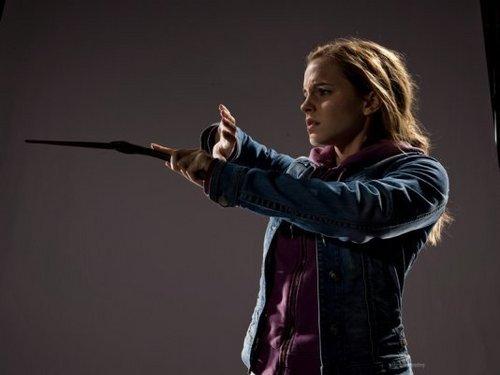Hermione - Deathly Hallows Part 2