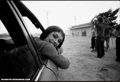 DVD - Patrick Fugit's set foto