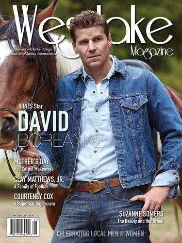 David in West Lake magazine june 2011