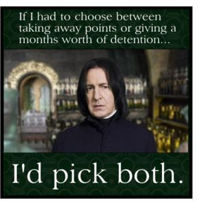 Death Eater Funnies!