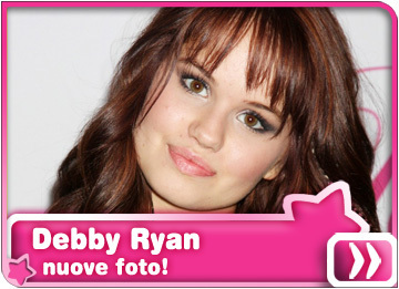 "Debby Ryan in ""Jessie"": Learn all about the new Disney TV series! Debby Ryan"