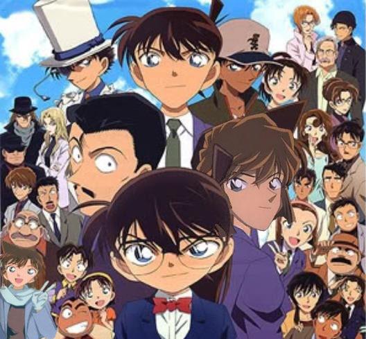 Detective Conan: Ai Haibara - Images Gallery