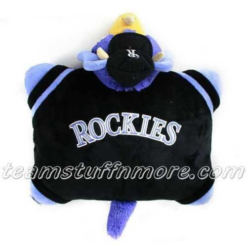 Dinger Pillow Pets at teamstuffnmore.com - colorado-rockies Photo
