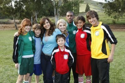 Disney Channel دوستوں for change 2011