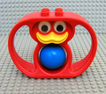 Duplo baby rattle - lego photo