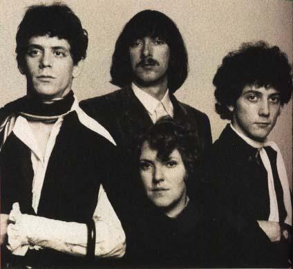 Velvet Underground - line-up 3