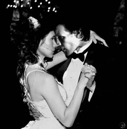 Eleven And Amy Wedding