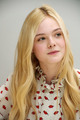 "Elle Fanning: ""Super 8″ Press Conference - elle-fanning photo"