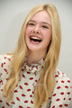 Elle Fanning: Super 8 Press Conference - elle-fanning photo