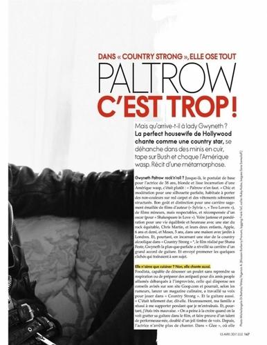 Elle France - April 2011