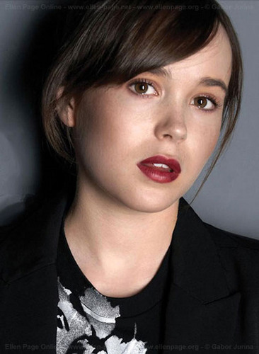 Ellen Page wallpaper entitled Ellen Page
