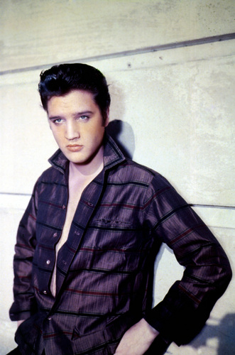 Elvis Presley wallpaper probably containing an overgarment, a coat, and a pea jacket entitled Elvis Presley