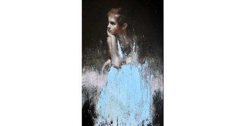 Emma Watson portraits da Mark Demsteader
