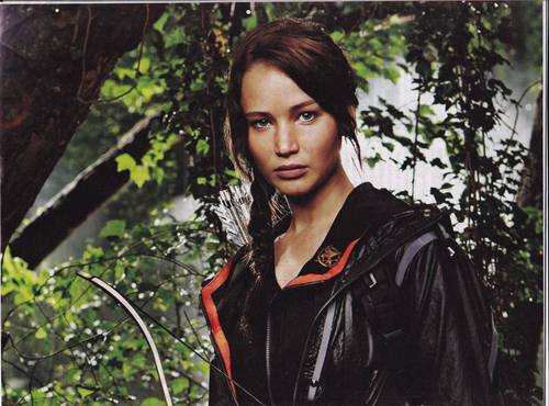 Entertainment Weekly Scans - the-hunger-games Photo