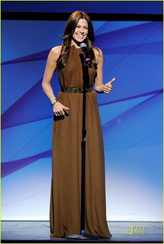 Eva Mendes - Young Hollywood Awards 2011