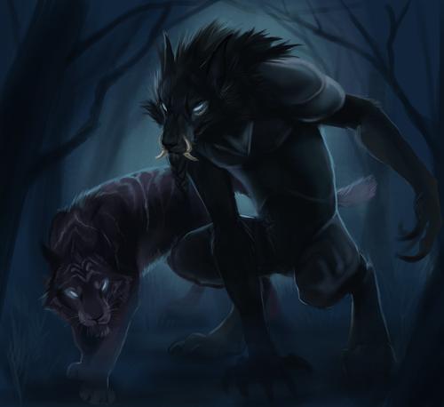 fantaisie Werewolf