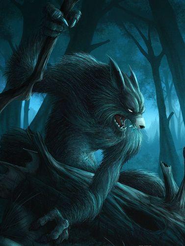 판타지 Werewolf