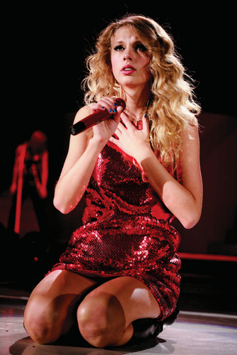 Fearless Tour 2009 Promotional foto's