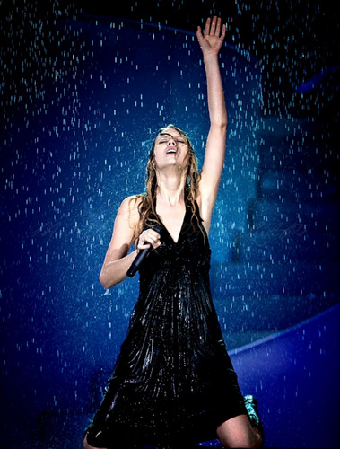 Fearless Tour 2009 Promotional Fotos