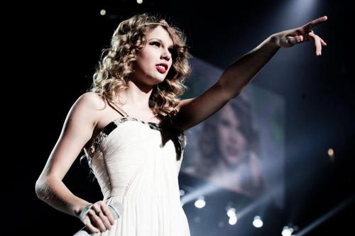 Fearless Tour 2009 Promotional foto
