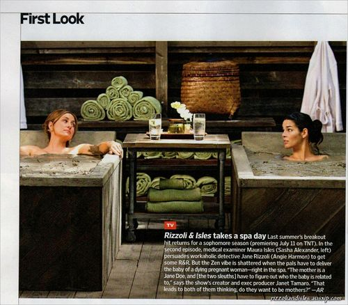First look at Entertainment Weekly, 27 May 2011
