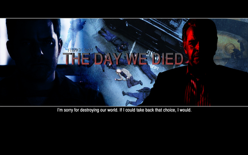 Fringe Season 3 The Day We Died - fringe Wallpaper