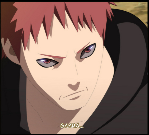 Gaara's Father Resurrected