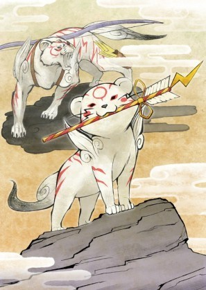 The Gaming Zoo (Beat All Comers) - Page 4 Gekigami-Child-okami-amaterasu-22320662-297-419