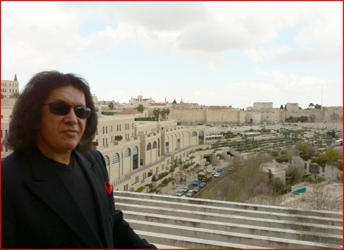 Gene in Jerusalem