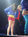 Glee Live Tour 2011  - lea-michele-and-dianna-agron photo