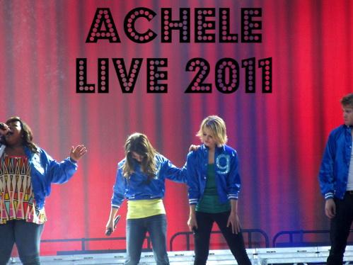 Glee Live Tour 2011 *-*