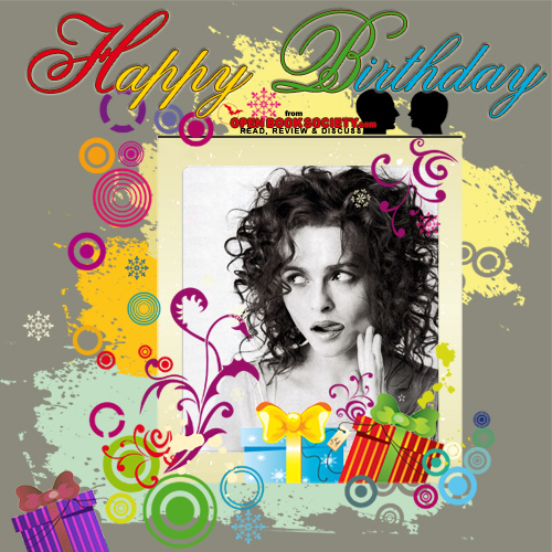 Helena Bonham Carter Happy Birthday Helena ! Helena Bonham Carter