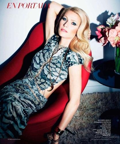 Harper's Bazaar MX - May 2011