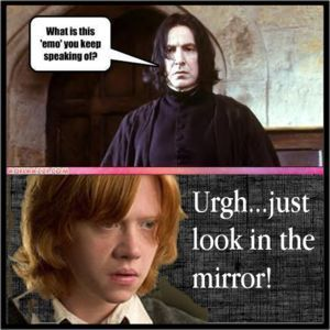 Harry Potter Funnies!