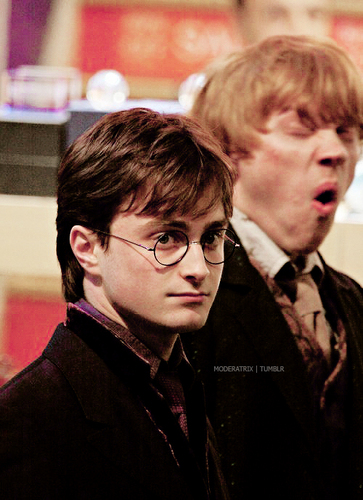 Harry n Ron