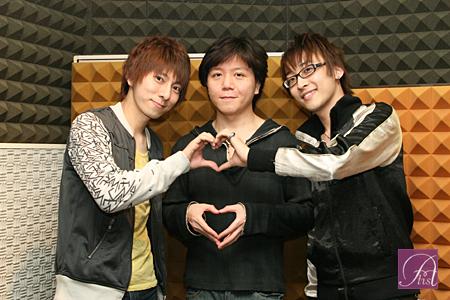 Hatano Wataru + Noriaki Sugiyama + Takuma Terashima