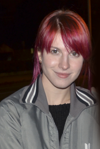 Hayley's New Hair
