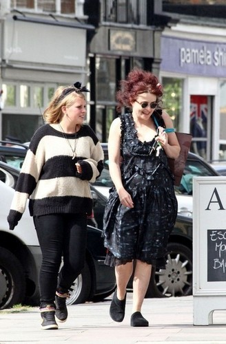 Helena and Rosie - helena-bonham-carter Photo